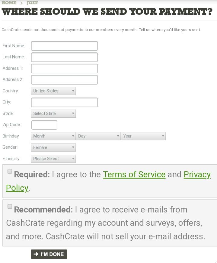 Complete Survey & Make Money Online