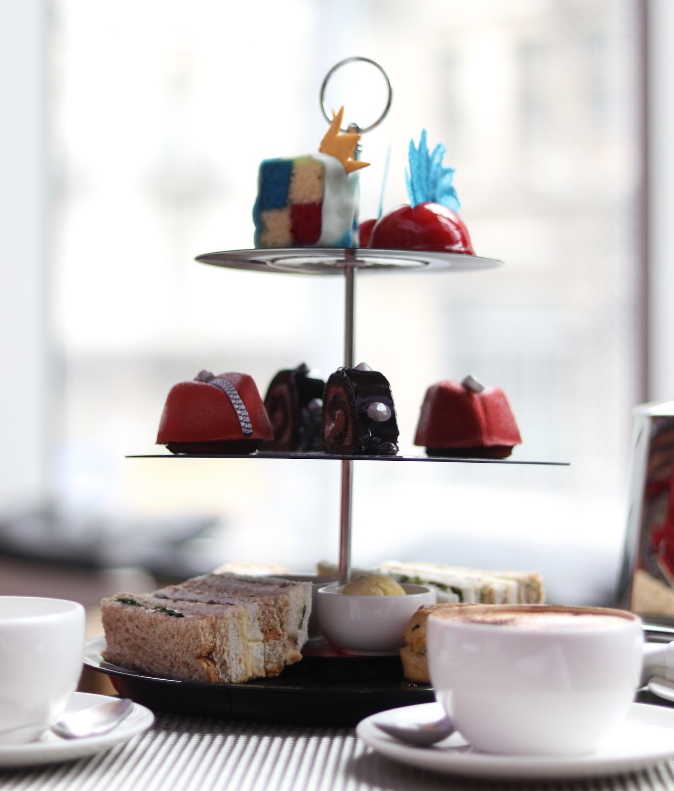 Anarch' Tea, Afternoon Tea at The W, Starwood Hotels