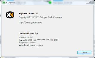 XYplorer v19 90 0100 - EZ4Software