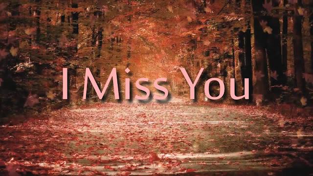 Hình nền I Miss You, anh nhớ em... đẹp