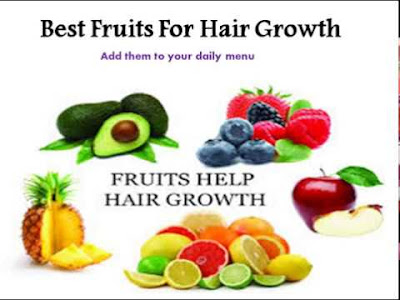 Fruits to grow your hair faster and thicker