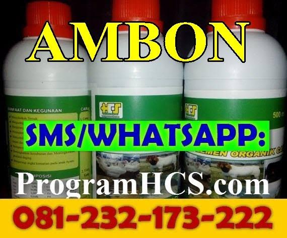 Jual SOC HCS Ambon