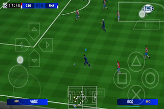 Download PES 2019 v9.1 ISO, Texture, & Save Data Super HD PPSSPP