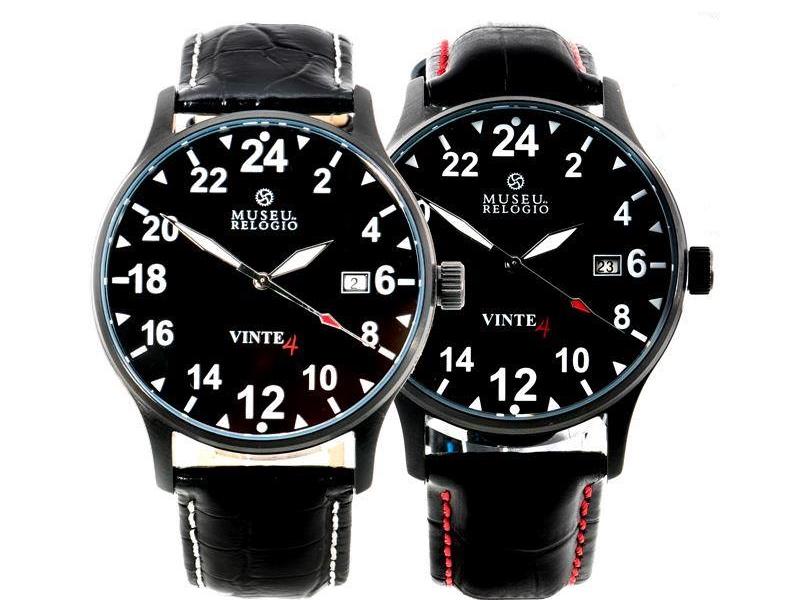 Museu do Relógio VINTE4 - via RelógiosPT Vinte4