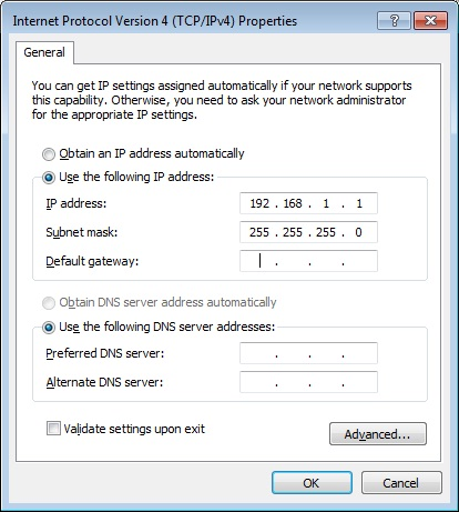 Tutorial cara sharing data menggunakan kabel LAN di windows 7