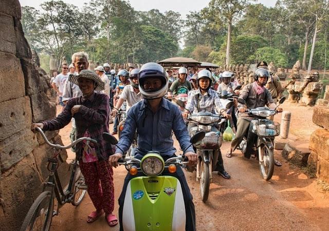 سيم ريب، كمبوديا
