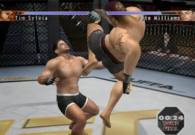 Download UFC Sudden Impact Game highly compressed for Pc