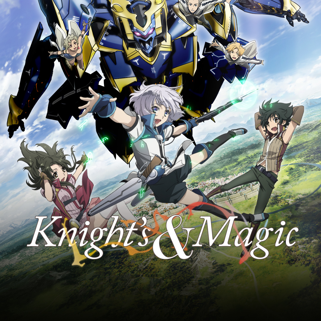 Knights And Magic Anime