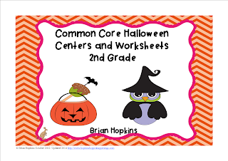 https://www.teacherspayteachers.com/Product/Halloween-Themed-2nd-Grade-Reading-and-Math-Centers-and-Worksheets-354254