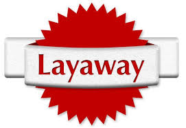 Order A Generic Retail Layaway Form