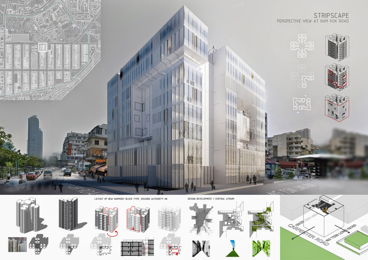 Hon Wong Architectural Portfolio Architecture Portfolio