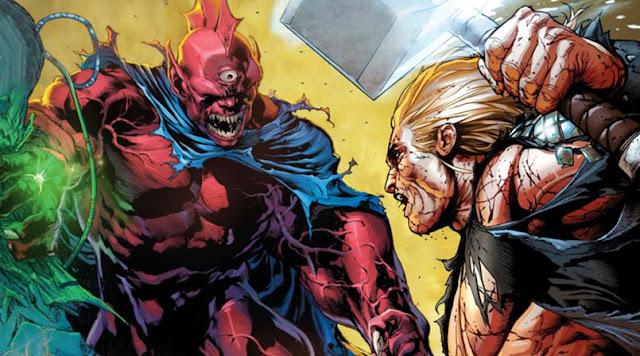 Asal-Usul Despero DC musuh justice league