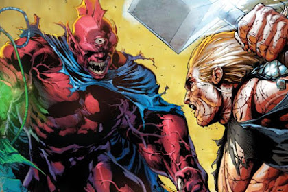 Asal-Usul dan Kekuatan Despero, Salah Satu Musuh Bebuyutan Justice League