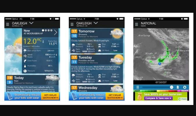 Widget Prakiraan Cuaca - WeatherZone