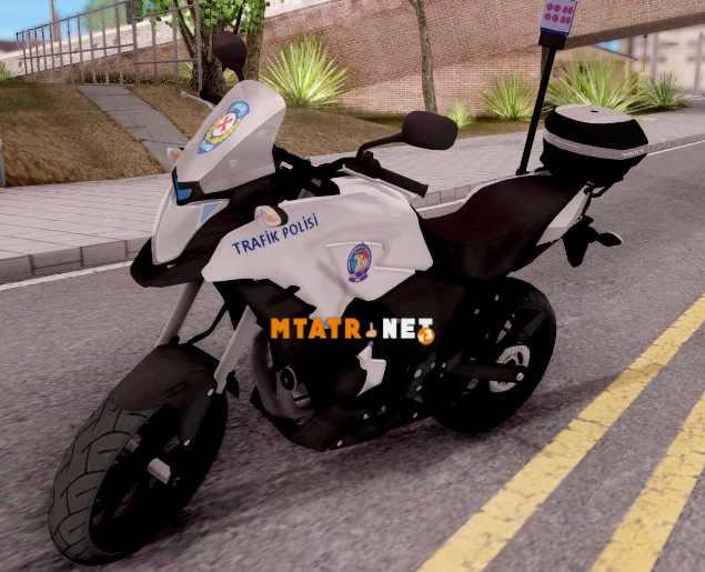 MTA SA Polis Motor