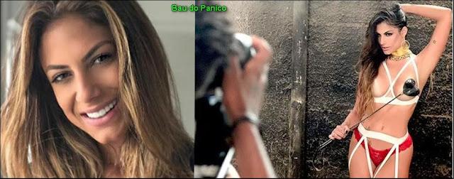 Mari Gonzalez fala sobre saida do Panico