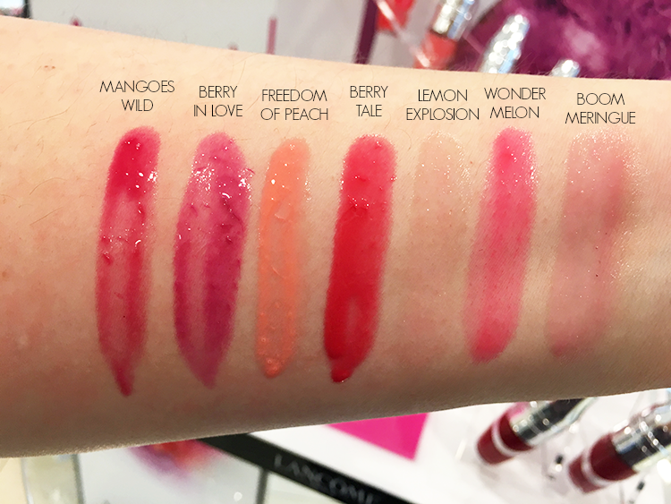 lancome-juicy-shakers-swatches-all-full-berry-in-love-peach-melon