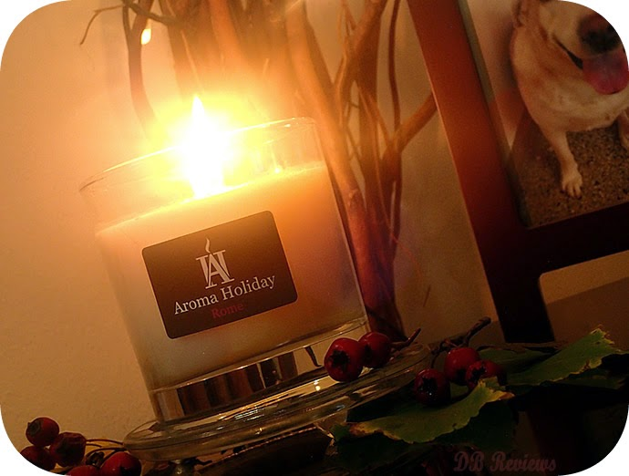 Aroma Holiday : Handmade Luxury Scented Candles