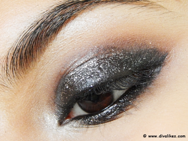 Wet n Wild Color Icon Glitter Single Eye Swatch