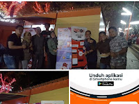 Aplikasi kanre rong untuk PK5 Kuliner di Kota Makassar