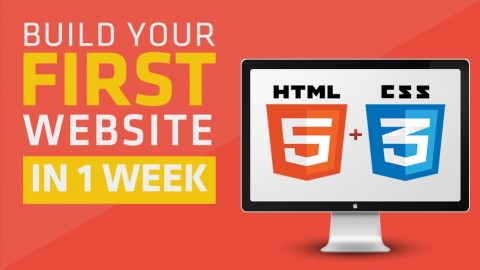 Make Website In One Week In PSD And CSS3 Video Course