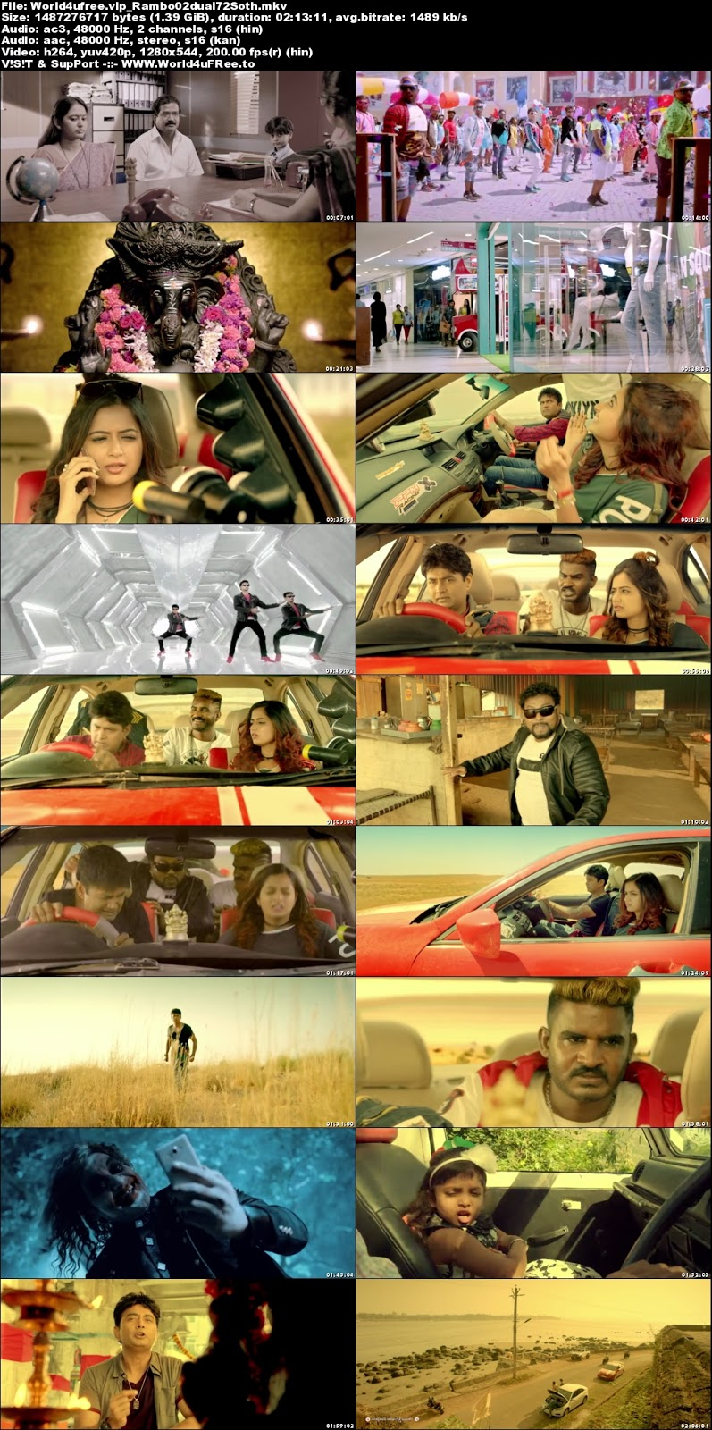 Raambo 2 2018 Dual Audio 720p UNCUT HDRip Download x264 world4ufree.vip , South indian movie Raambo 2 2018 hindi dubbed world4ufree.vip 720p hdrip webrip dvdrip 700mb brrip bluray free download or watch online at world4ufree.vip