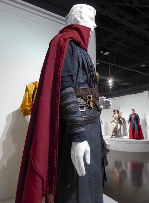 Doctor Strange film costume detail