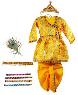 Krishna Janmashtami 2016 Baby Dress