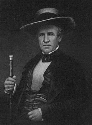 Today in Southern History: First President of Texas