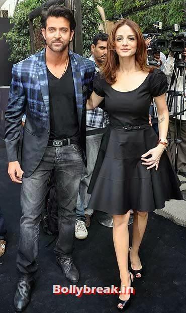 Hrithik Roshan and Sussanne Khan, Bollywood's shocking divorces - List of Divorce Bollywood Celebs