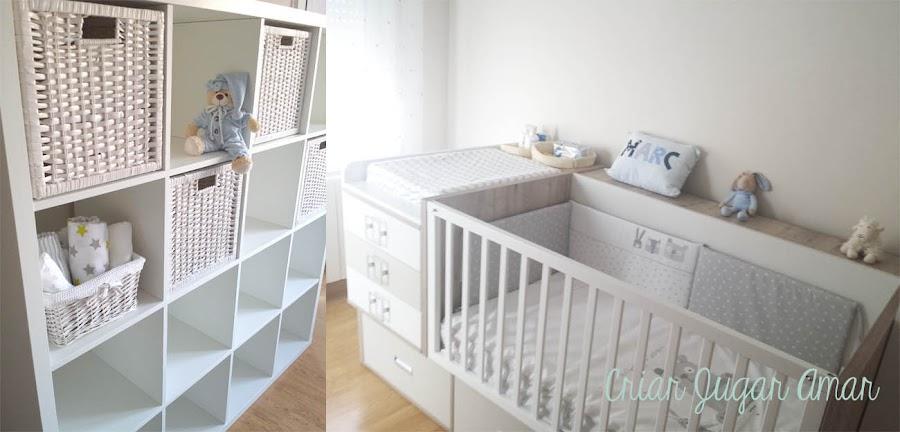 habitacion infantil, montessori, maternidad