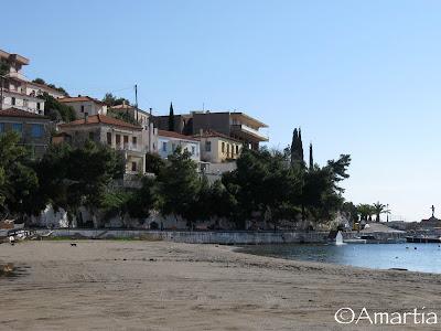 Paralia Astros Argolide Peloponnèse Grèce