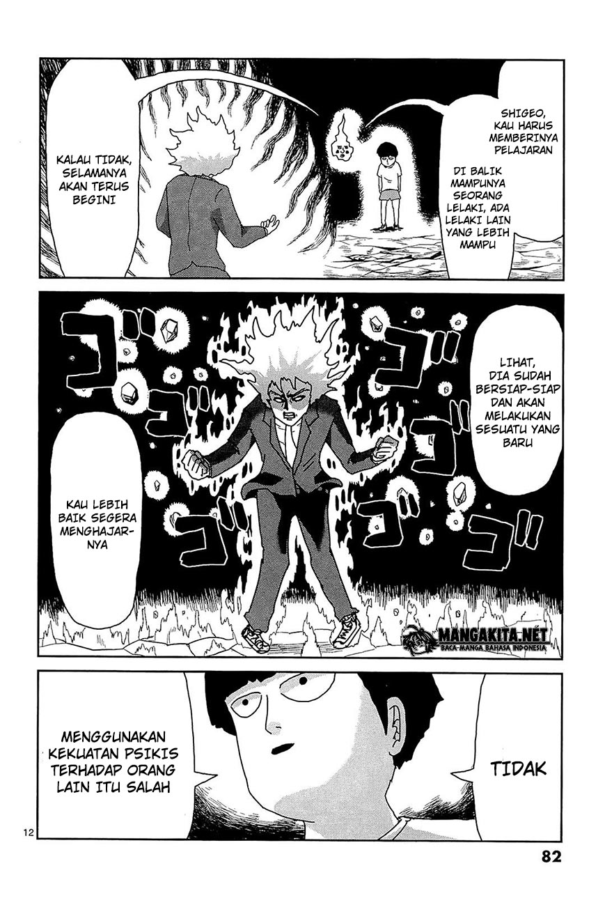 Mob Psycho 100 Chapter 14-13