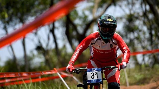 Tiara Andini Prastika Sumbang Emas Ketiga untuk Indonesia di Asian Games 2018