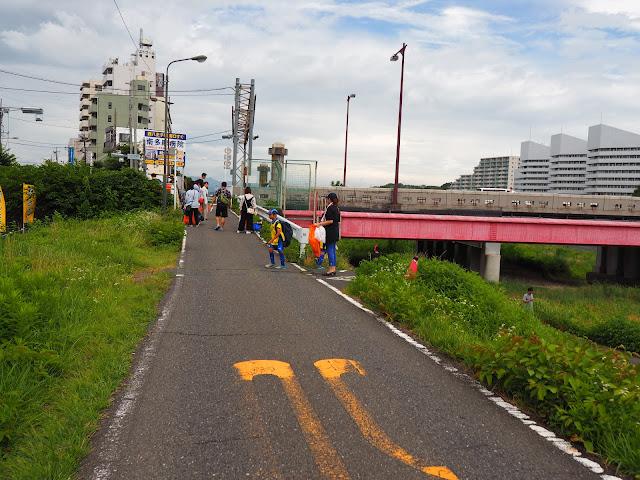 浅川 国道20号線(甲州街道)