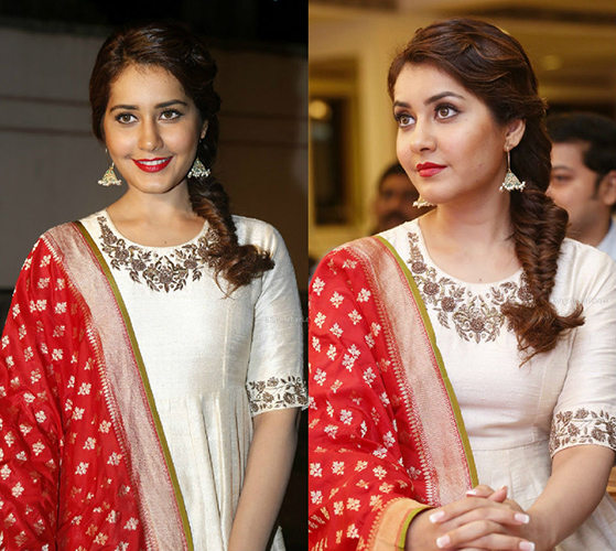 Hairstyles That Are Great Duos With Ethnic Salwar Suits Bling Sparkle