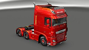 Ohaha DAF Euro 6 version 1.43