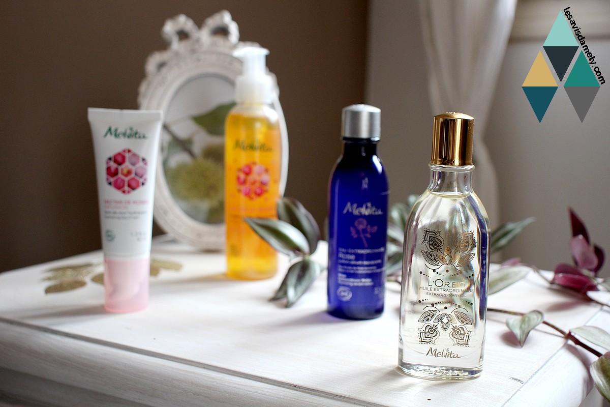 avis routine bio melvita naturel cosmétiques