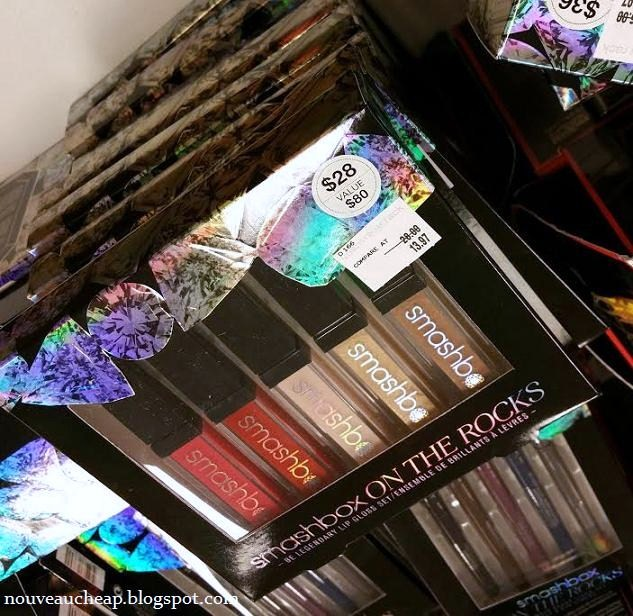 2ff6b0e1e513 Smashbox On the Rocks Be Legendary Lip Gloss Set