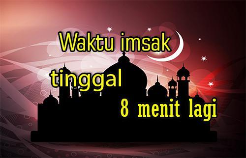 Jadwal Imsakiyah Ramadhan 2017 M / 1438 H Hari Ini Waktu Imsak