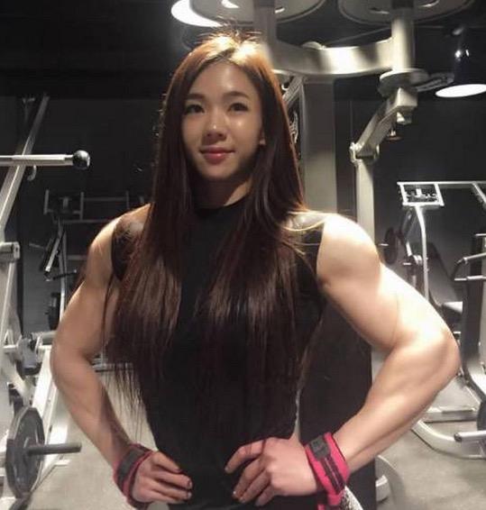 Gadis Cantik dan Sado Dari Korea Ini Semakin Diminati