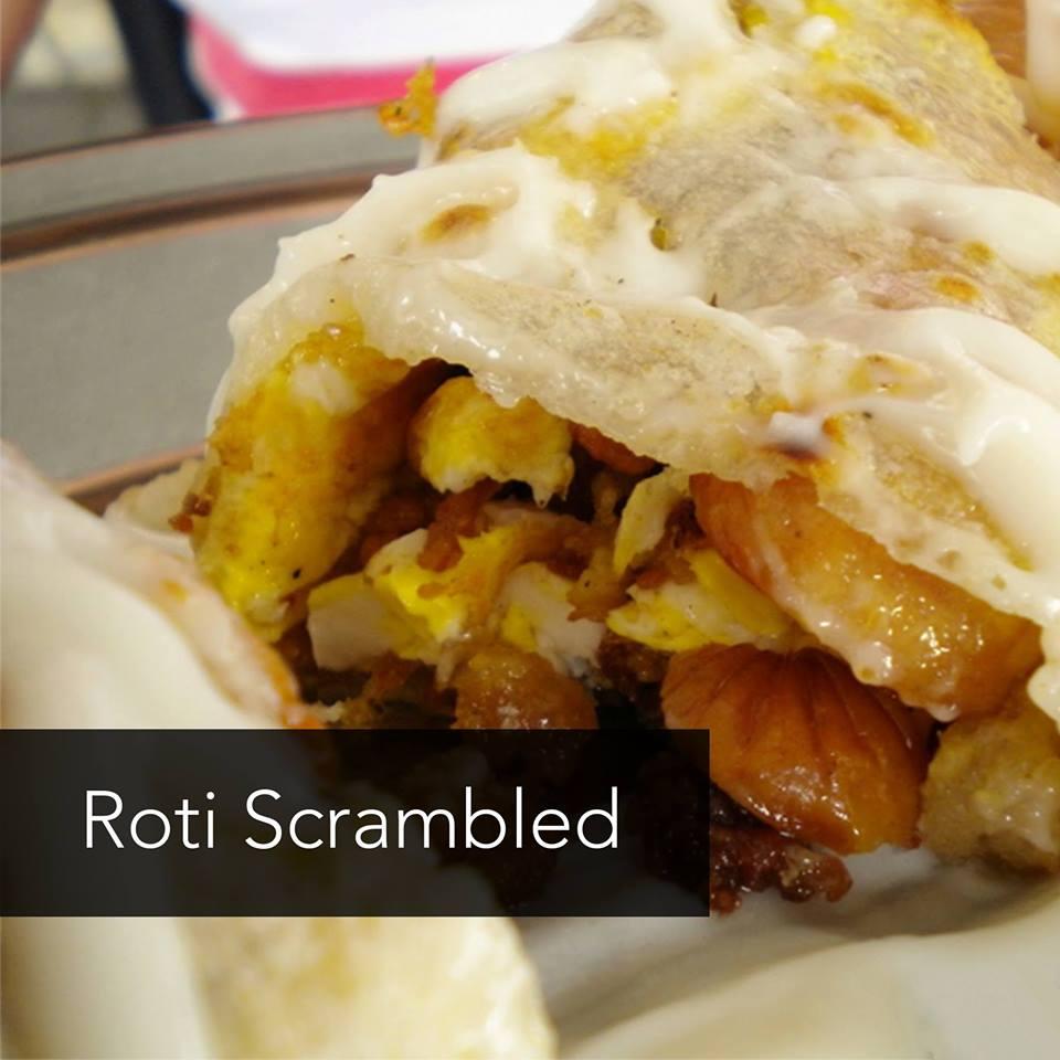 roti scrambled