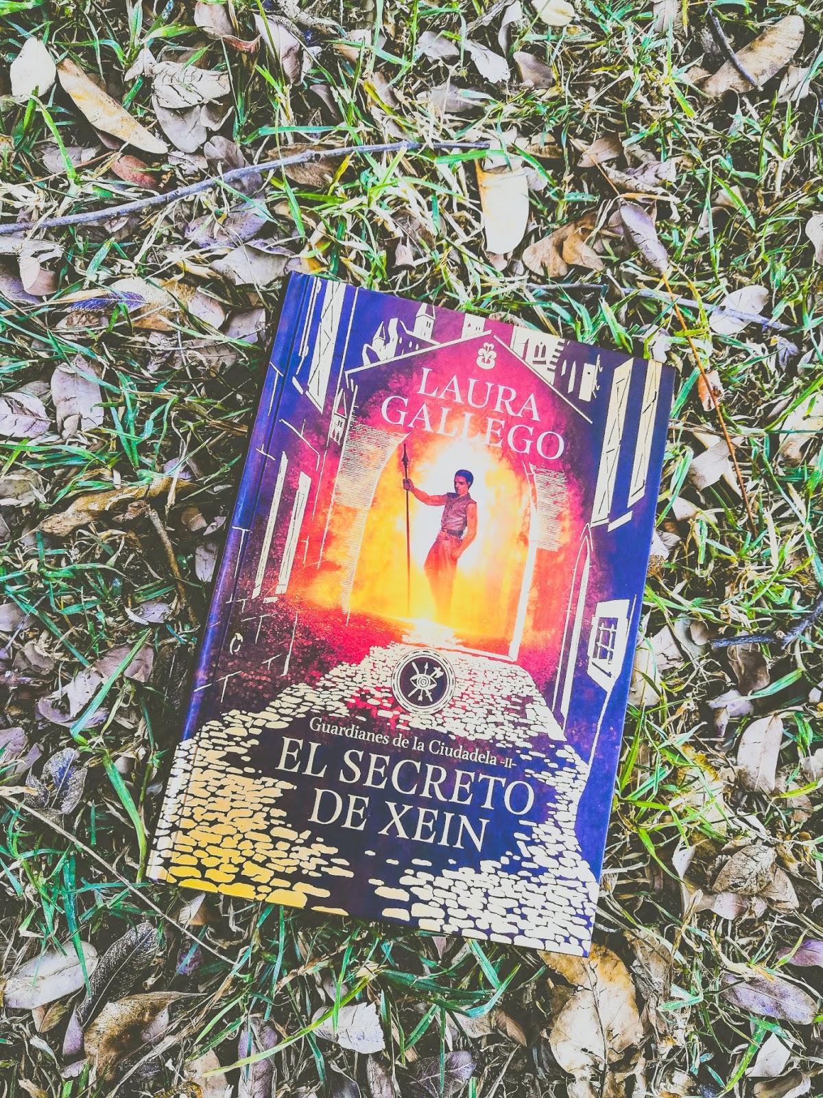 Reseña: Guardianes de la Ciudadela 2: El secreto de Xein - Laura Gallego