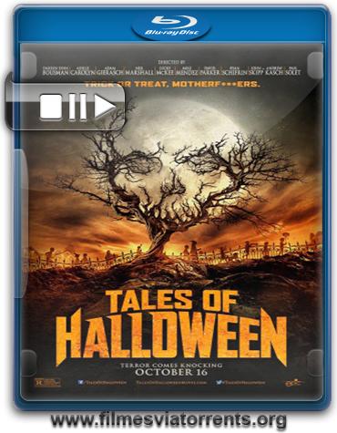 Tales of Halloween Torrent - BluRay 720p Legendado (2015)