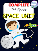 2nd Grade Complete Space Unit