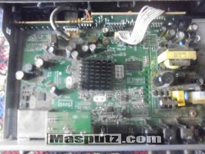 Servis Receiver Matrix Starlink V HD Tidak Mau Booting