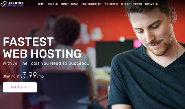 KudoHosting, Hosting, Resseler Hosting dan VPS Mulai Dari $0,49/tahun