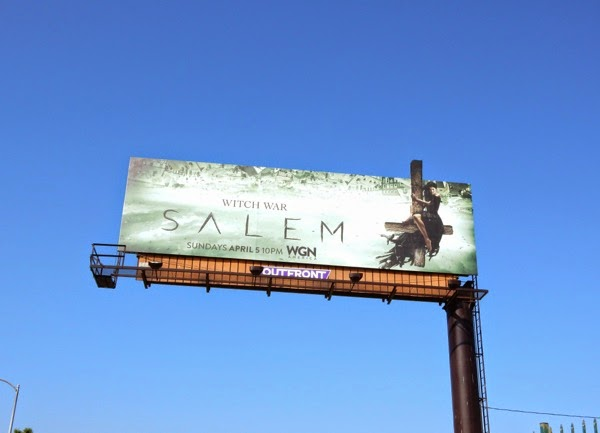 Salem season 2 billboard