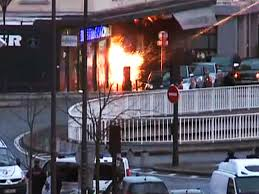 attack on a French kosher grocery store