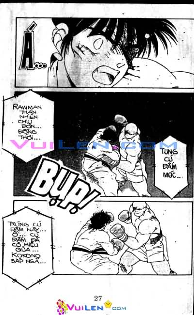 Shura No Mon  shura no mon vol 18 trang 28